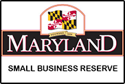 Encore Sustainable Design Maryland Small Business Reserve