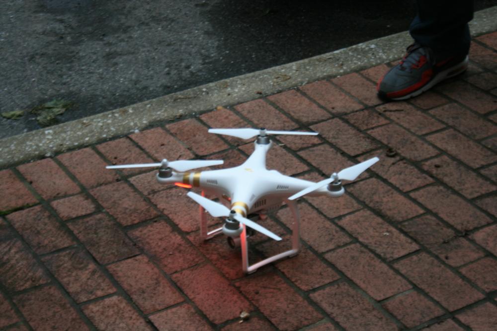 Drone shots at Ebenezer African Methodist Episcopal Church, Baltimore, MD Image 4
