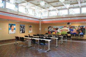 Casa de Maryland Underground Classroom