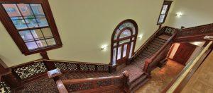 Casa de Maryland Stairwell