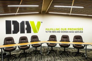 DAV Accessible Conference Room Chairs