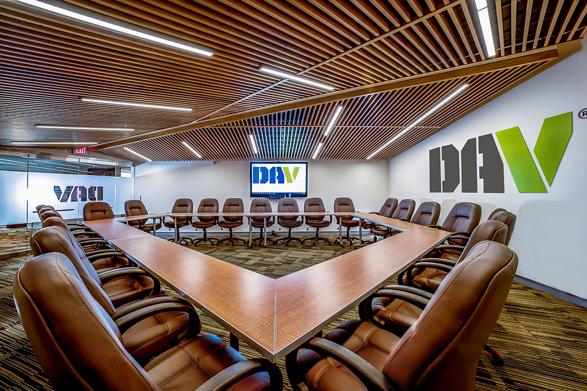 DAV Accessible Conference Room