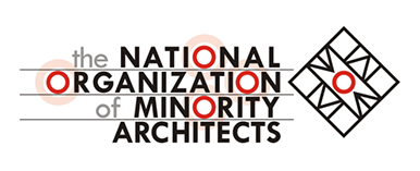 Encore Sustainable Design - National Organization of Minority Architects Logo