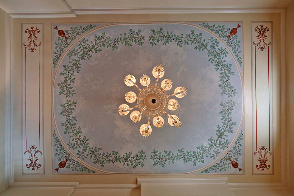 Encore-Sustainable-Design-Decatur-House-North-Parlor-Restored-Ceiling
