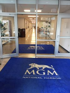 MGM National Harbor's Recruitment and Training Facility Entry