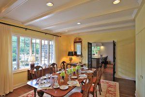 Schoeb Residence Dining Room