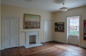 Stephan Decatur House Interior