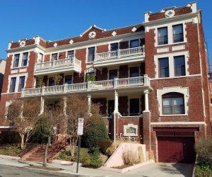 Exterior of Maxwell Condominiums