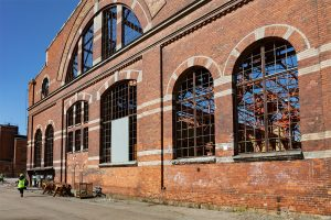 Historic Building Eligible for Historic Tax Credits