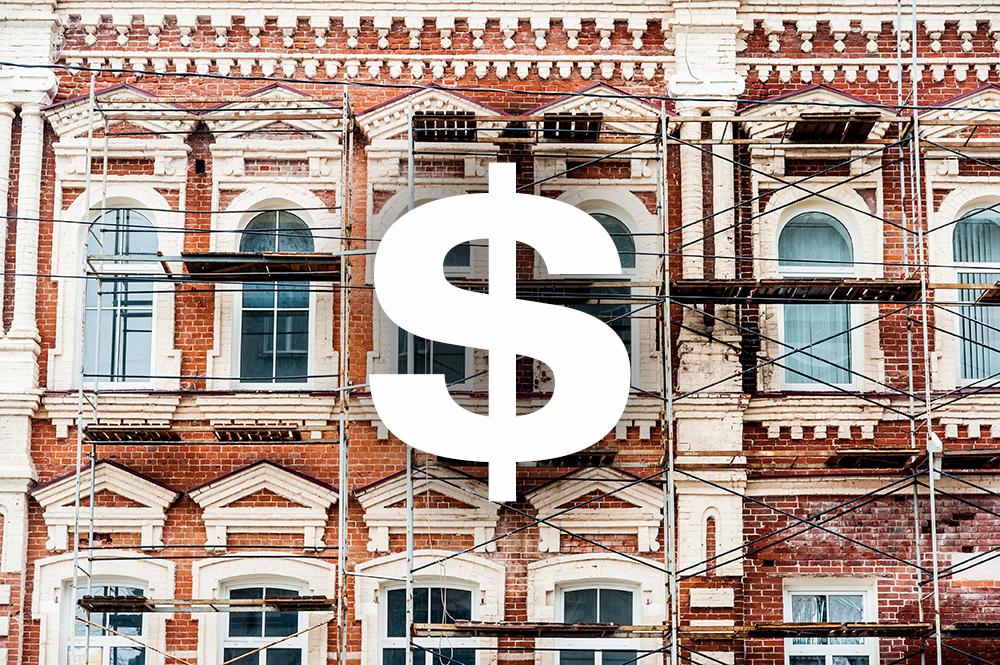 Historic Tax Credits for Historic Building Renovations