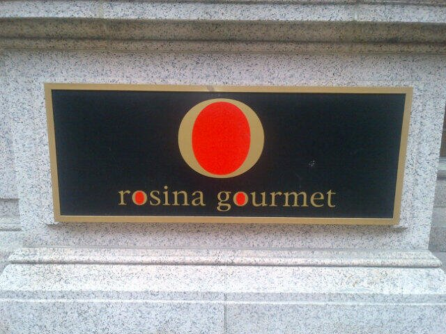 Rosina Gourment Downtown