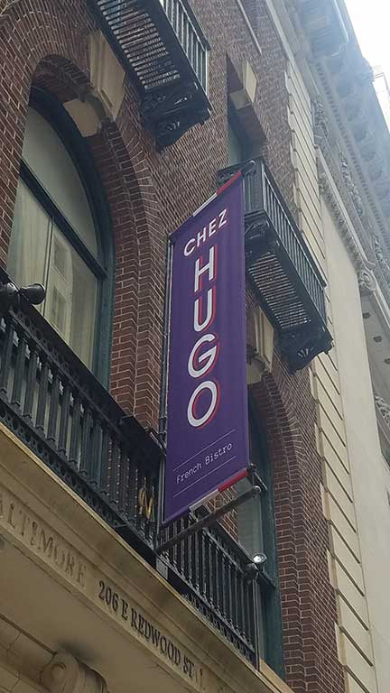 Encore-Eats-Baltimore-Chez-Hugo-Exterior-\