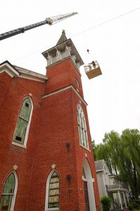 Encore-Sustainable-Design-Asbury-Methodist-Belfry-Historic-Documentation