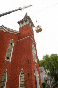 Encore-Sustainable-Design-Asbury-Methodist-Belfry-Historic-Documentation