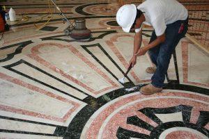 Encore-Sustainable-Design-Bancroft-Hall-Regrouting-stone-floor