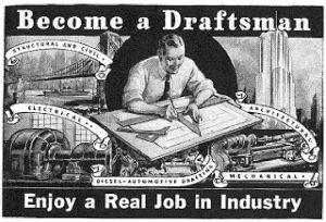 Draftsman-Vintage