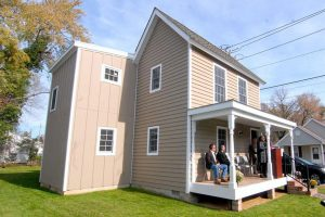 Encore Sustainable Design's Historic Preservation of the Buffalo Soldier House
