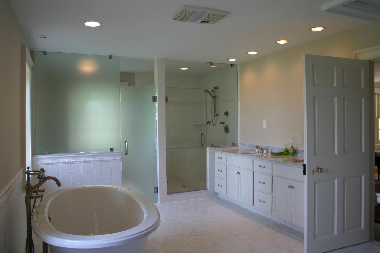 Encore Sustainable Architects Bowieville Bathroom