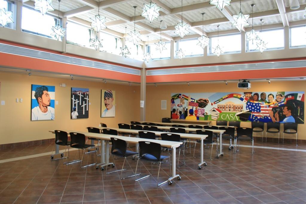 Encore Sustainable Architects CASA Maryland Classrom