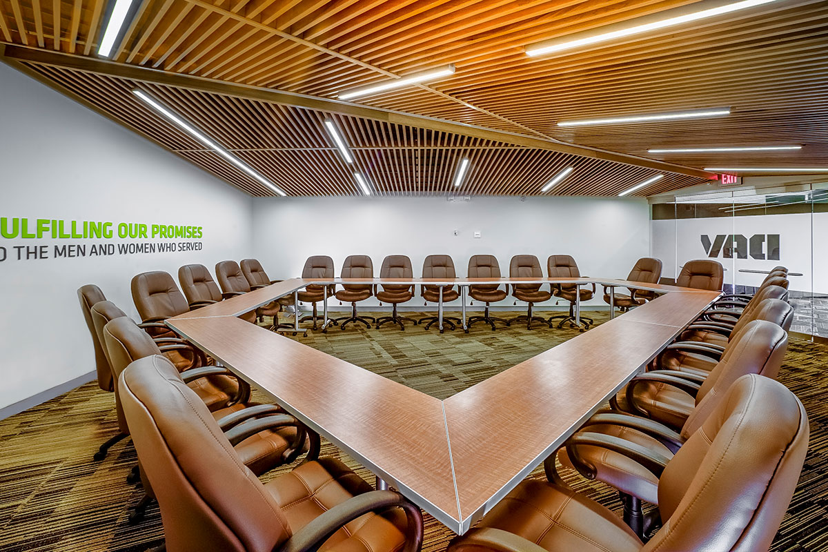 Encore Sustainable Architects DAV Conference Room