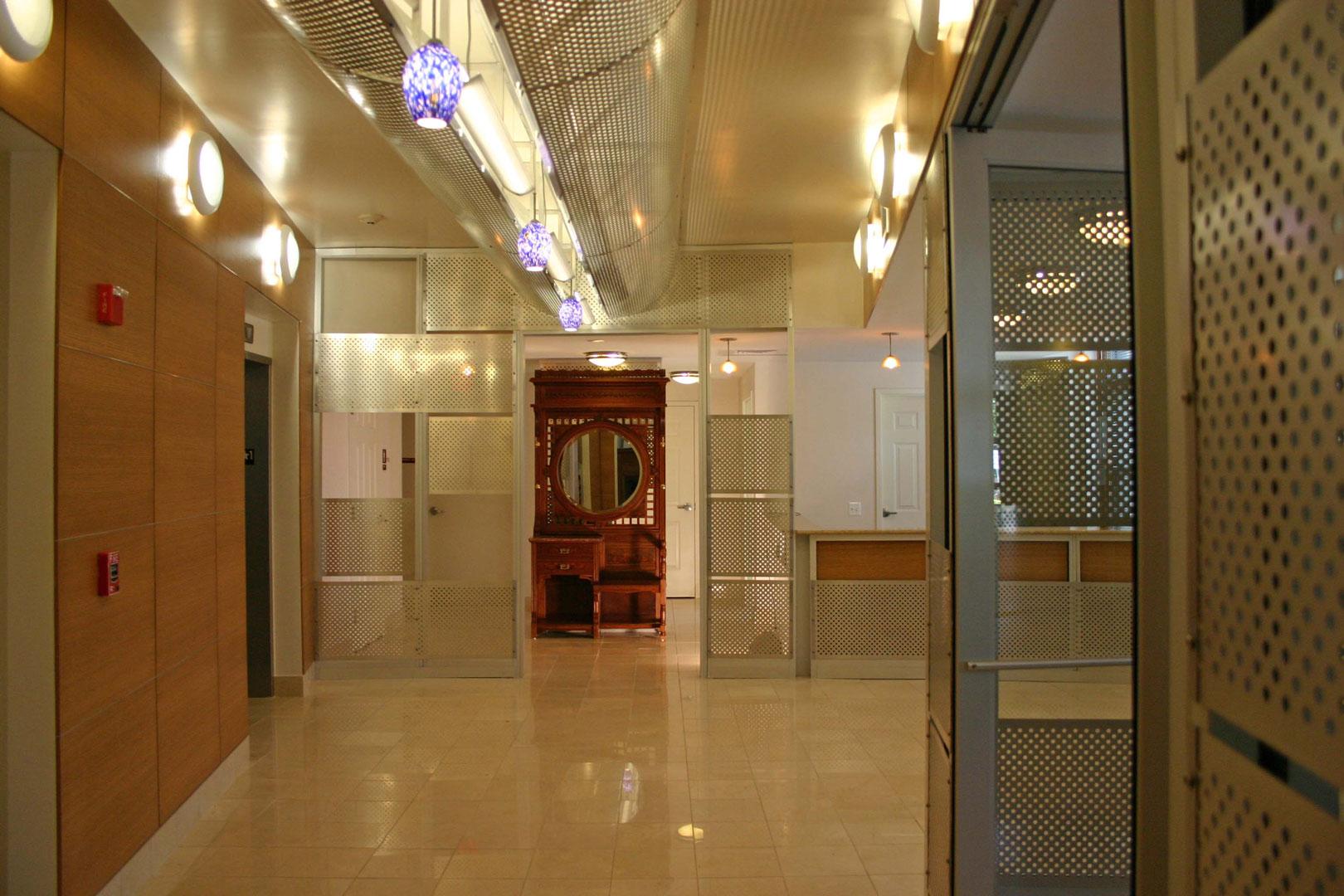 Encore Sustainable Architects GAB Lobby