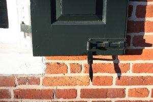 Encore-Sustainable-Design-Flag-House-window-shutter-dog